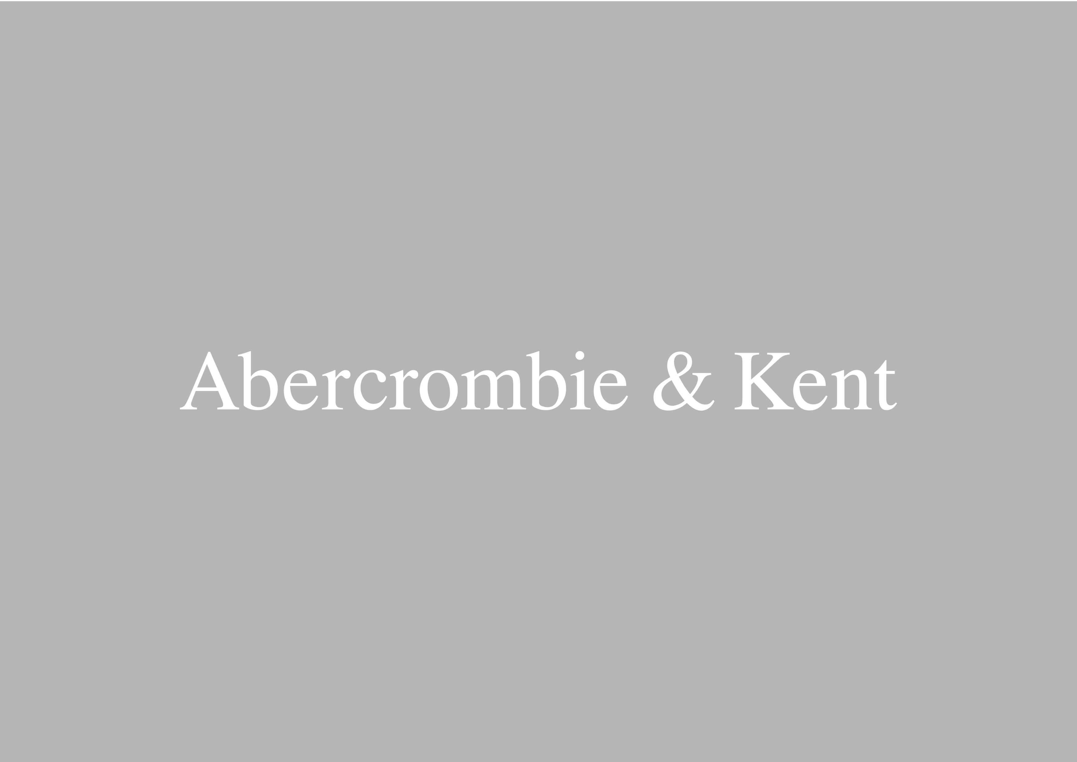 Ambercrombie & Kent